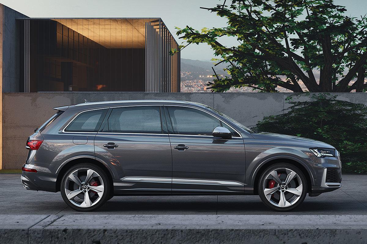 Audi SQ7 (2019)