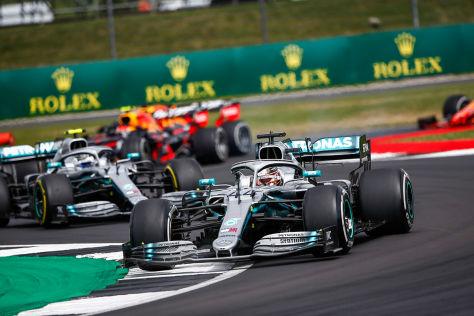 Formel 1: Hitzerennen in Hockenheim
