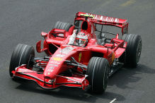 Formel 1: Ferrari versus McLaren