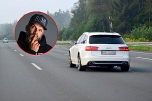 Drei Tods�nden beim Autofahren