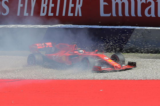 A Challenging Weekend Ahead for Sebastian Vettel - F1 Insider