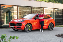 Porsche Cayenne Coupé Turbo S E-Hybrid (2019): Test, Antrieb, PS
