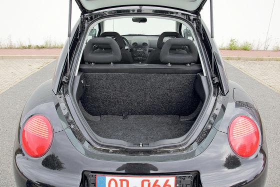 Klassiker des Tages: VW New Beetle