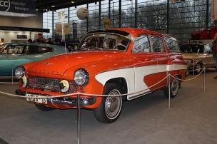 Das schönste Auto der DDR