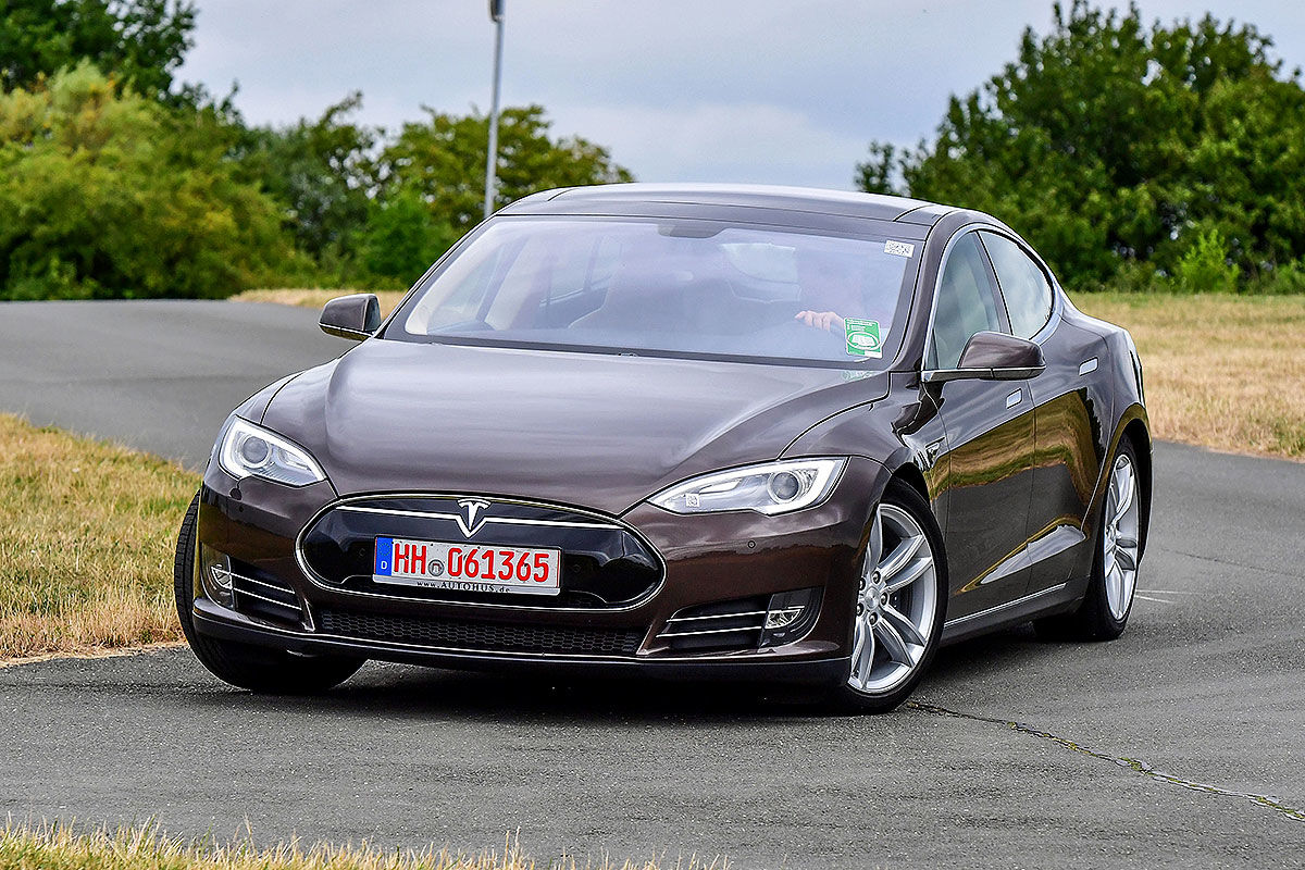 Gebrauchtwagen-Test Tesla Model S