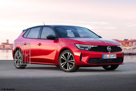 Opel Astra (2020): Vorschau, Plattform, Motoren - autobild.de