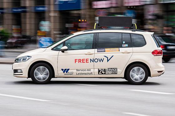 Was ist das beste Ridesharing-Angebot?