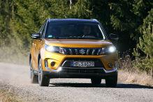 Suzuki Vitara: Kaufberatung