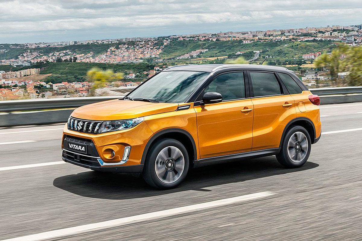 Kaufberatung Suzuki Vitara