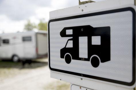 Parken mit dem Wohnmobil: Tipps
