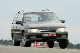 Sanfter Riese: Opel Omega A Caravan