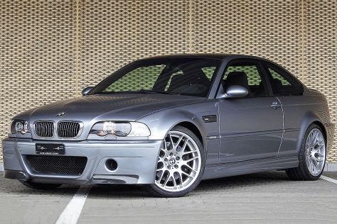 BMW M3 CSL mit nur 50.000 Kilometern zu verkaufen