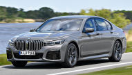 BMW 745e: Plug-in-Hybrid im Test
