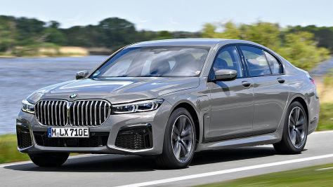 BMW 745e: Plug-in-Hybrid im Test