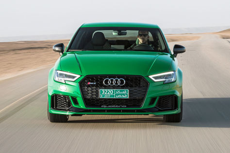 Audi RS 3 Sportback 8V (2019): Leasing, Preis