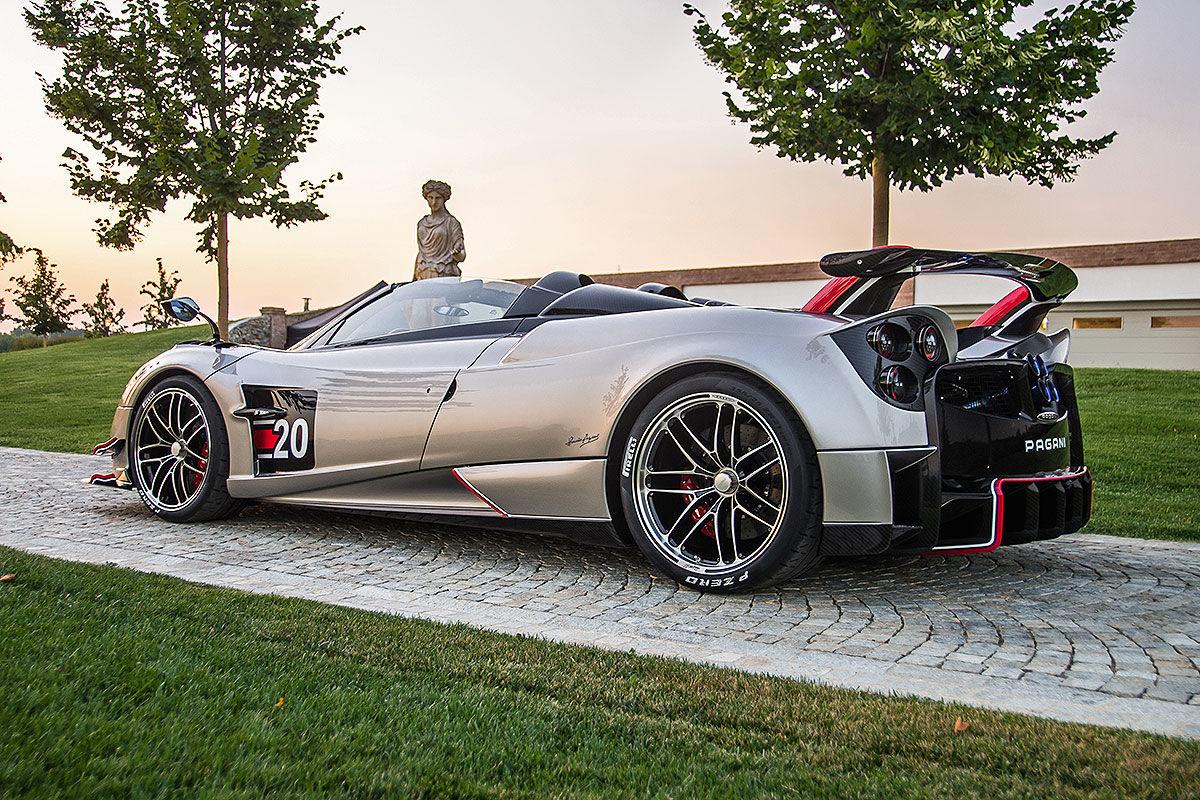 Pagani Huayra Roadster BC (2019): Preis, Motor, AMG, Bilder