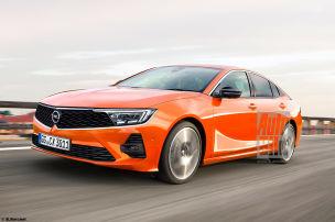 Opel Insignia (2022): Vorschau