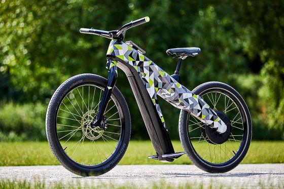 E-Bike ohne Pedale