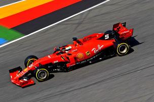 Vettel denkt schon ans nächste Jahr