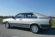 Basis des Ur-quattro: Audi Coupé B2
