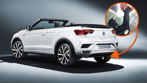 VW T-Roc Cabrio (2020): Besonderheiten