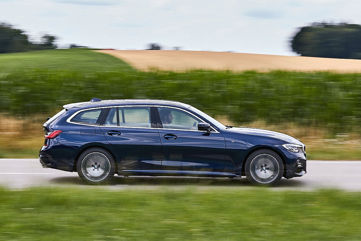 BMW 330d Touring (2019): Bilder