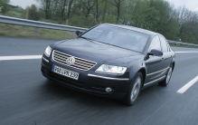 Der Oberklasse-Luxus-Volkswagen