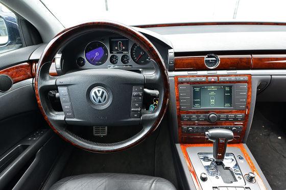 Klassiker des Tages: VW Phaeton