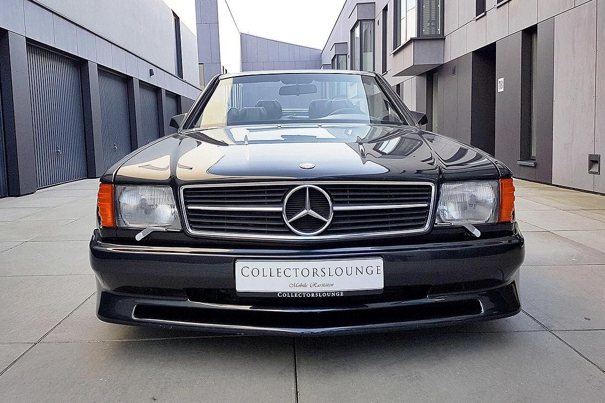 Mercedes 560 SEC Koenig Specials Cabrio