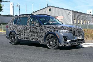 Alpina macht den X7 zum Sport-SUV