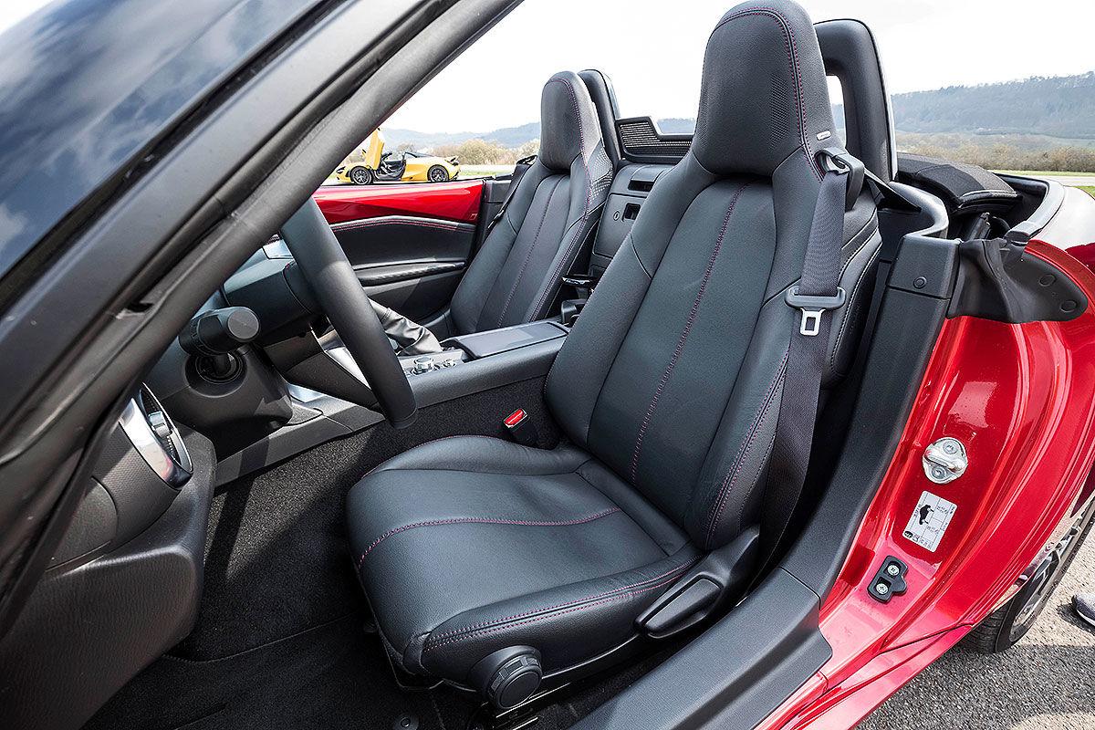 Dauertest Mazda MX-5 RF G 160