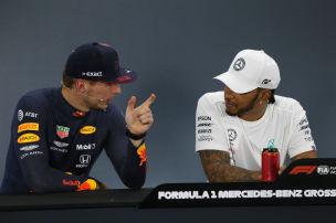 Verstappen fordert Hamilton heraus