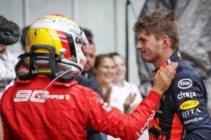 Frecher Verstappen, glücklicher Vettel
