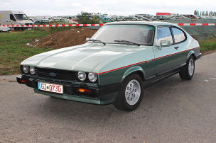 Test: Ford Capri 2.8 Injection (1981)