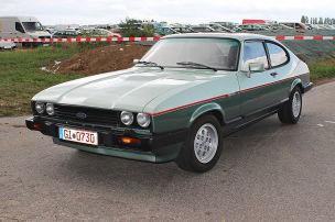 Sport-Capri mit 160 PS