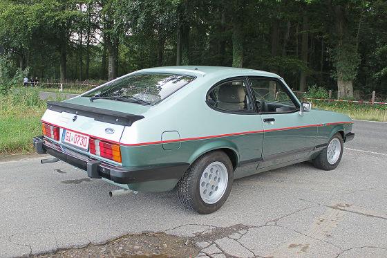 Traum-Capri mit 160 PS