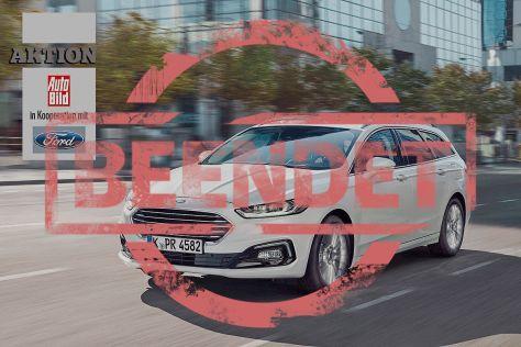Ford Partneraktion: Mit dem Ford zum Fjord