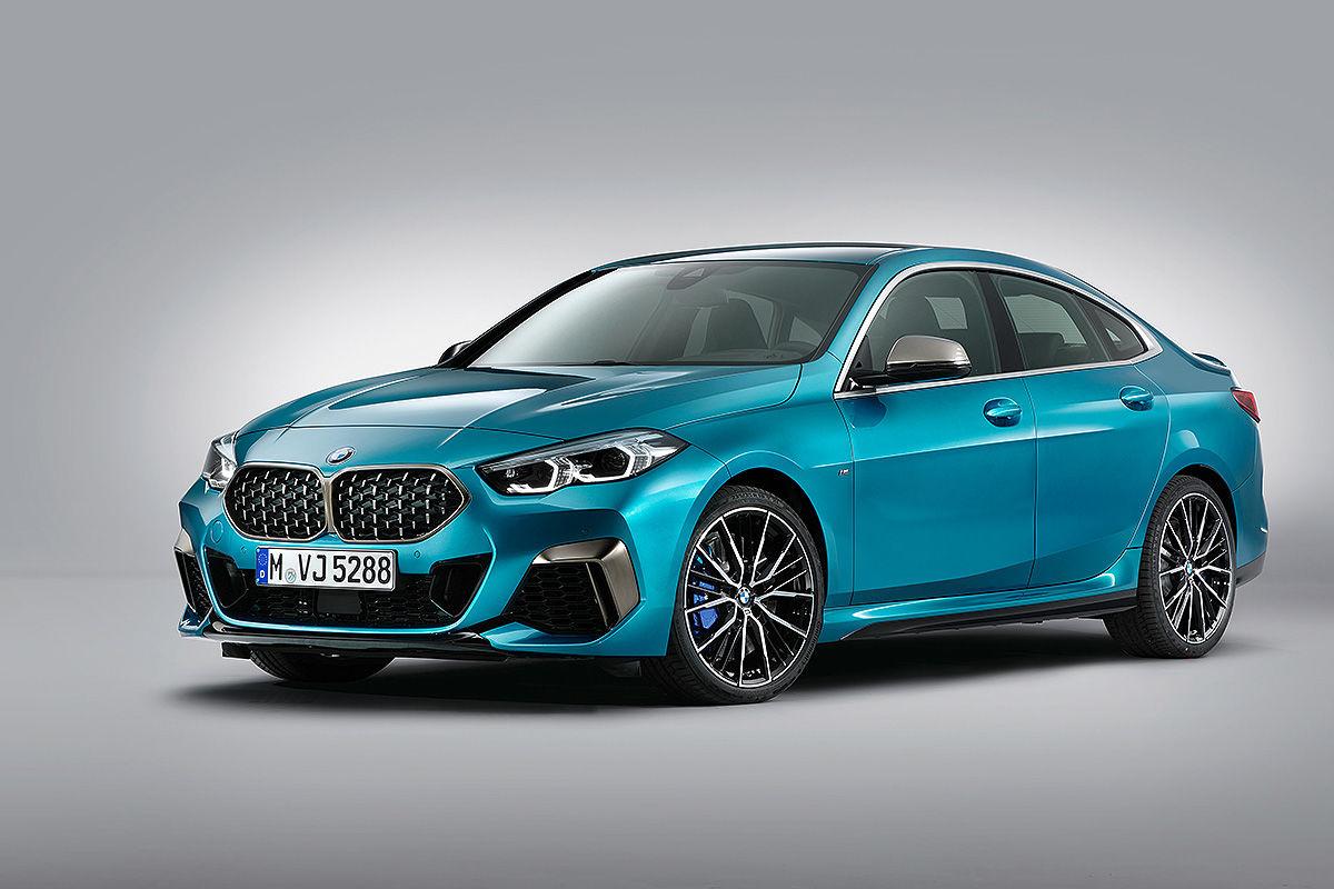 BMW 2er Gran Coupé (2019): Bilder