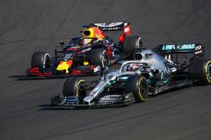 Hamilton und Verstappen im Vergleich