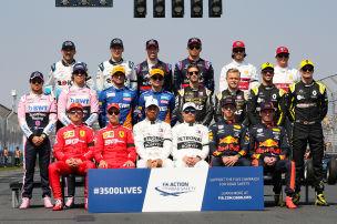 Halbjahreszeugnisse für die F1-Stars