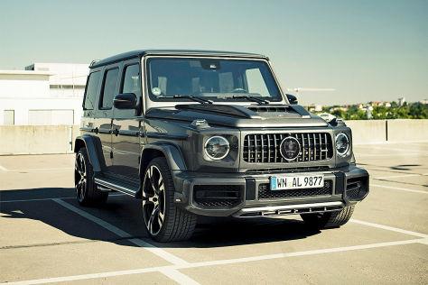 Mercedes-AMG G 63 Tuning: Lorinser