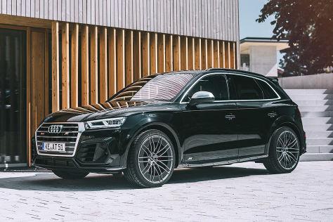 Audi SQ5 TDI Tuning: Abt Sportsline