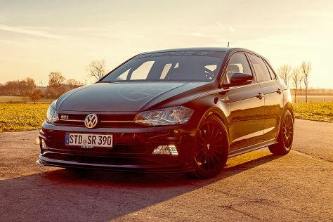 "VW Polo GTI Tuning: Siemoneit ""AW"""
