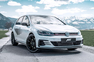 VW Golf GTI TCR Tuning: Abt Sportsline