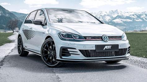 VW Golf GTI TCR Tuning: Abt Sportsline