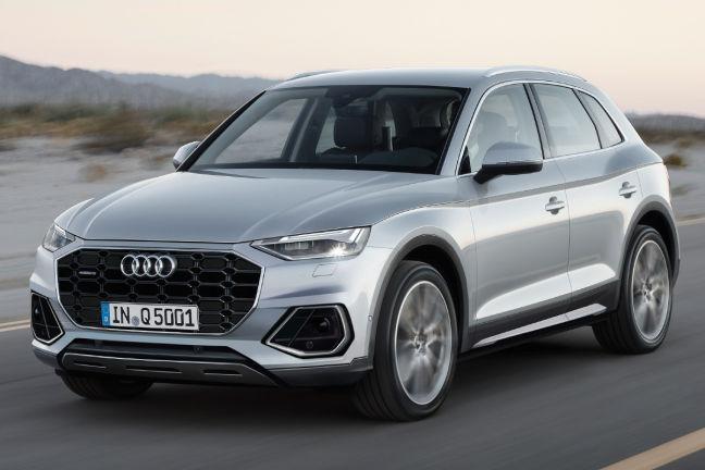 Audi Q5 Facelift 2020 Neuvorstellung Infos Details Suv Auto Bild
