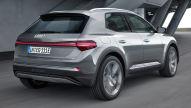 Audis kleinstes E-SUV