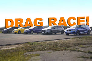 Drag-Race: Kompaktsportler