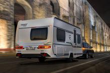 Alle neuen Wohnwagen 2020