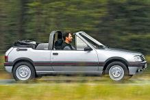 Klassiker des Tages: Peugeot 205 CTI